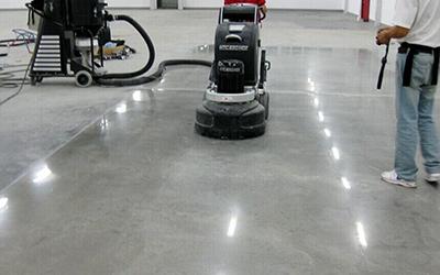 渗透剂地坪施工工艺