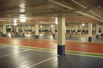 停车场专用地坪
