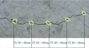 大体积混凝土4种结构裂缝成因及预防措施