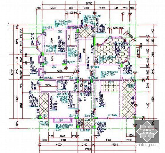 3层别墅建筑安装工程预算书实例(6款)