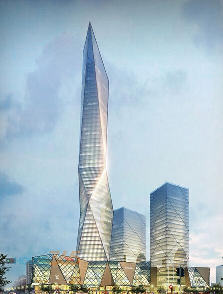 超高层住宅建筑结构设计经验总结