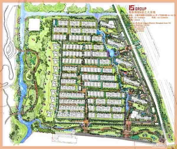 新中式景观经典-苏州世茂石湖湾景观设计[IS GROUP作品]