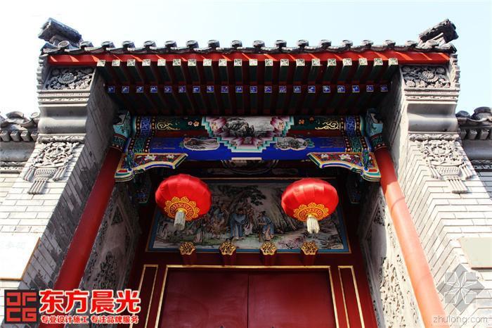 古典风格四合院中式装修设计