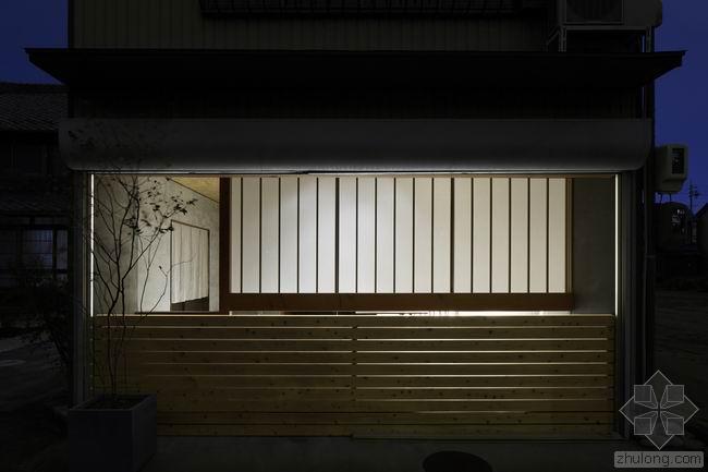 日本岐阜县景观设计师的办公室 / Ogawasekke