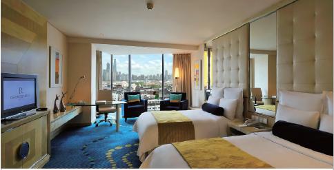 indigo酒店景观资料下载-少典室内设计事务所