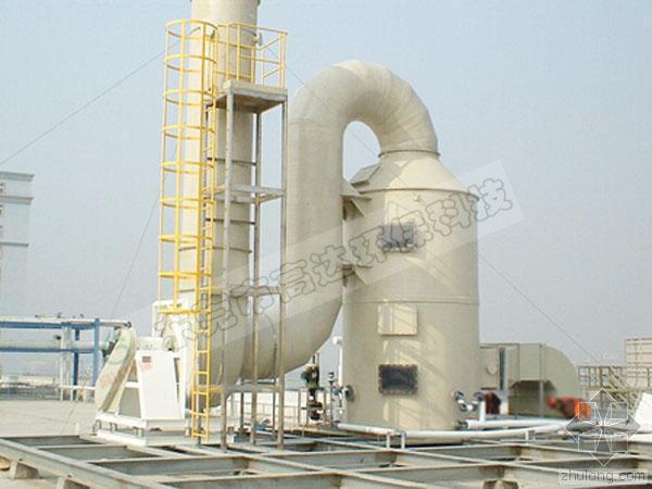 工业加工废气处理设备脱硝煤粉的再燃效果
