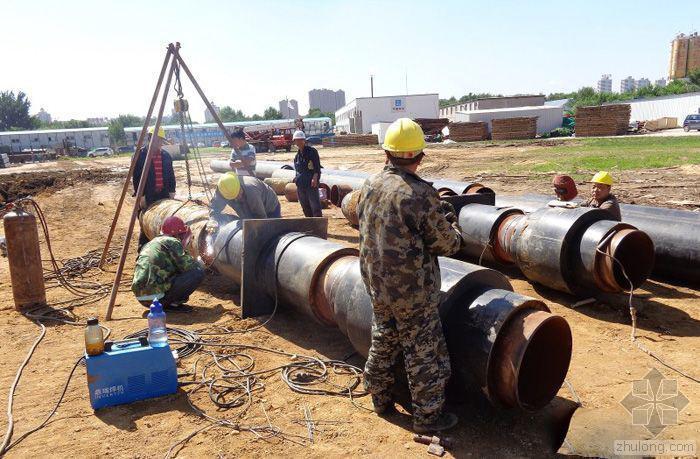 室外给排水管网的施工顺序及控制要点