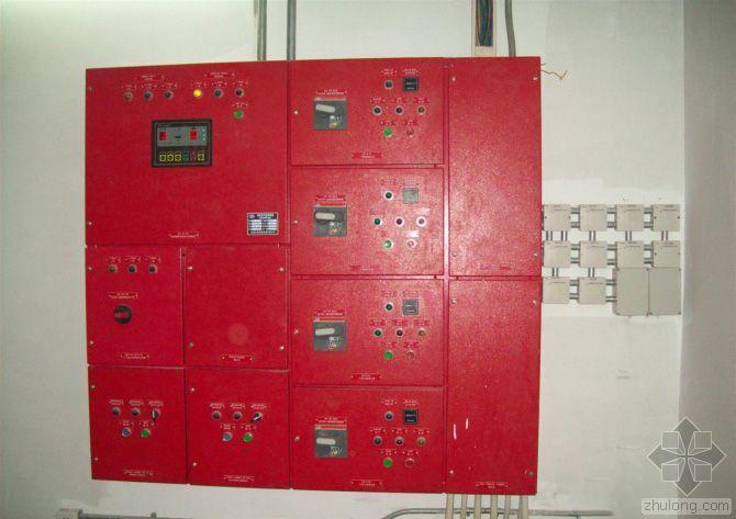 消防给排水工程水泵控制柜的设计技术要求