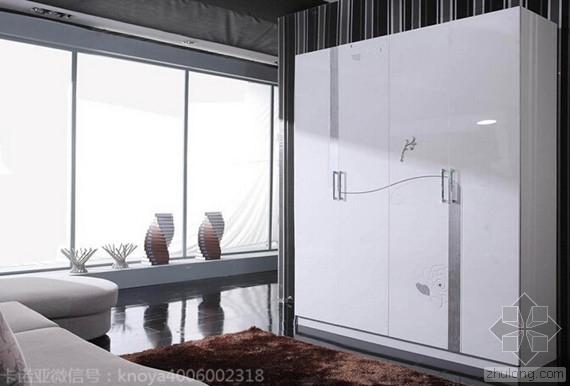 卧室衣柜设计之尺寸选择小窍门
