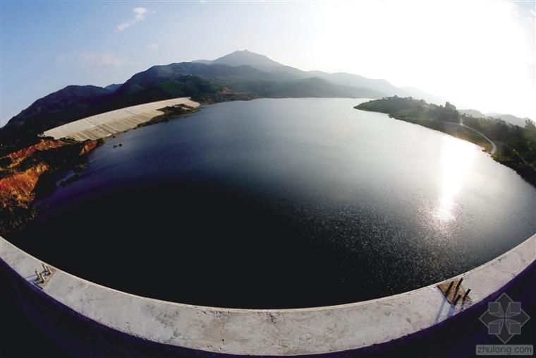 海南红岭水库蓄水完成 春节后投产发电