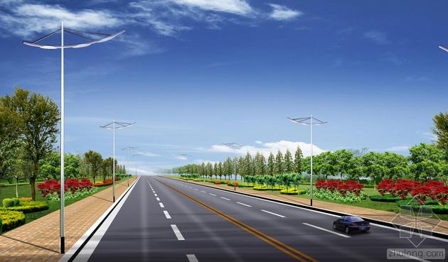 高速公路设计总结