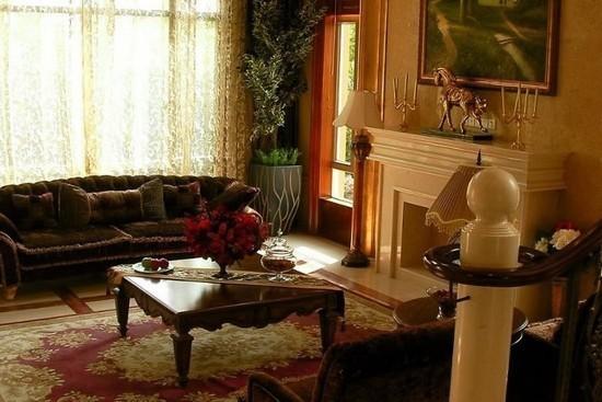 70-欧式古典风格别墅装修效果图