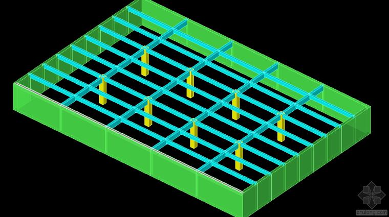 PKPM中四种板模型