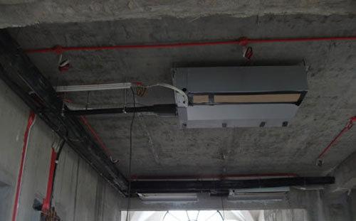 风机盘管安装
