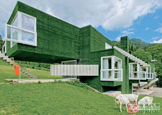 什么是绿色建筑?绿色建筑设计理念