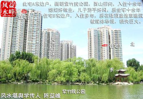 陈益峰:买房莫买东边户