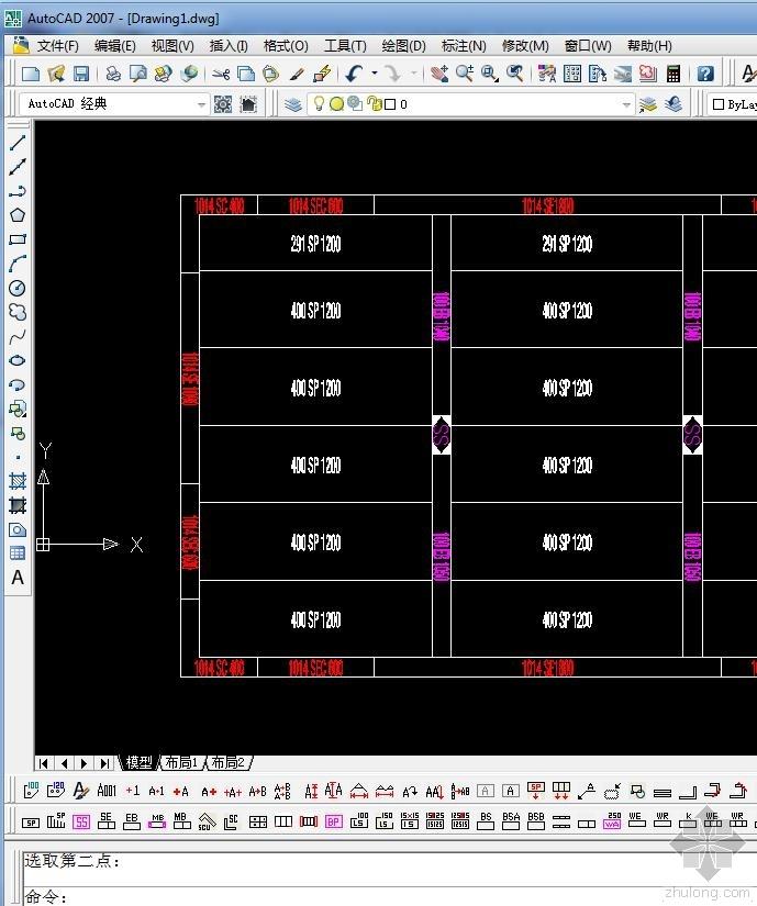 铝模板自动配模设计软件