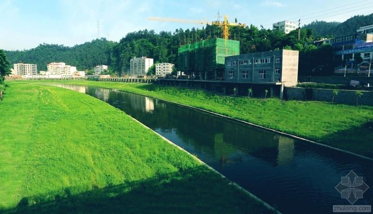 生态水利在河道治理中的应用