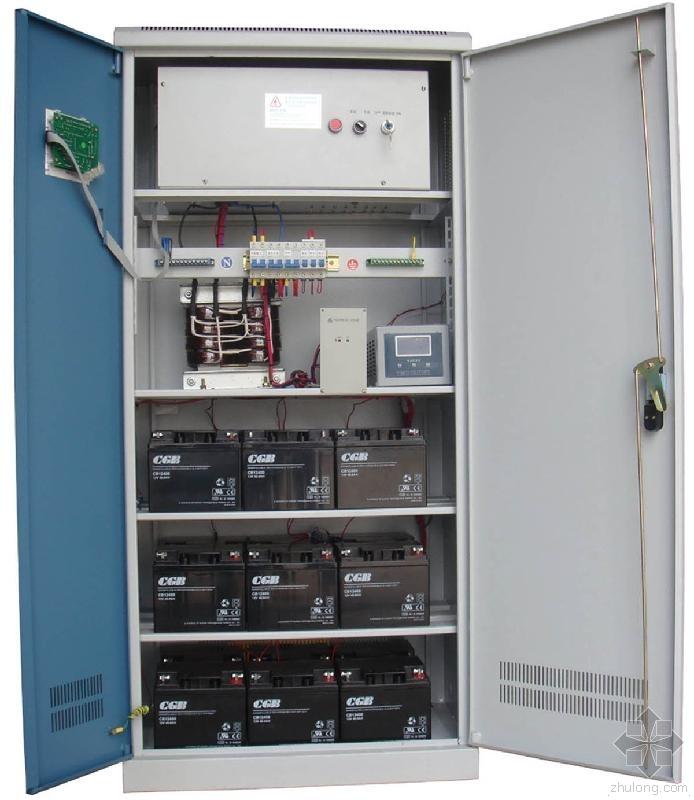 ups电源切换资料下载-建筑供配电设计中EPS电源的应用