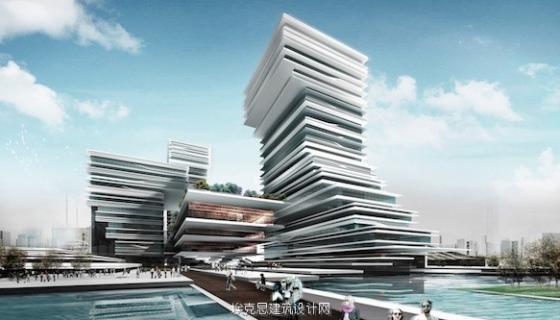 建筑设计造型谈