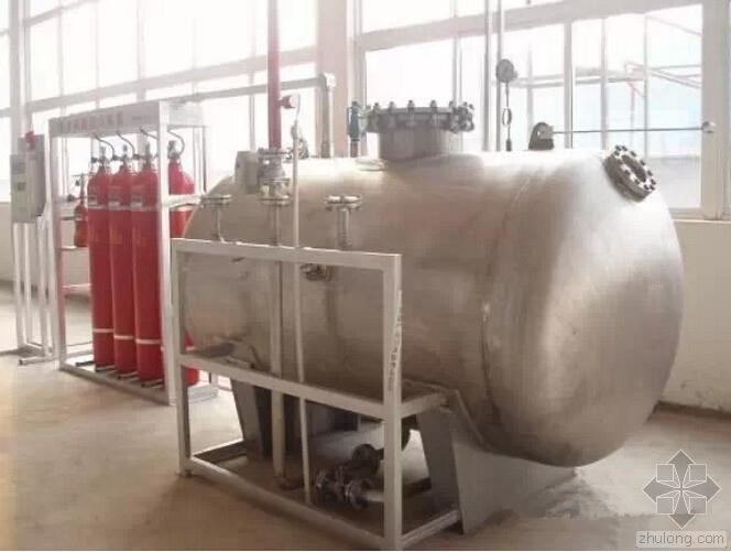 安装水喷雾灭火系统的注意事项
