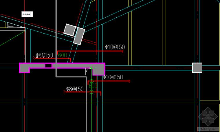 板的附加钢筋如图
