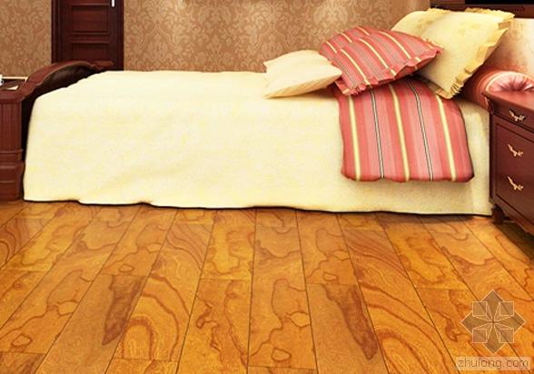 财到地板实木多层复合木地板——春日阳光
