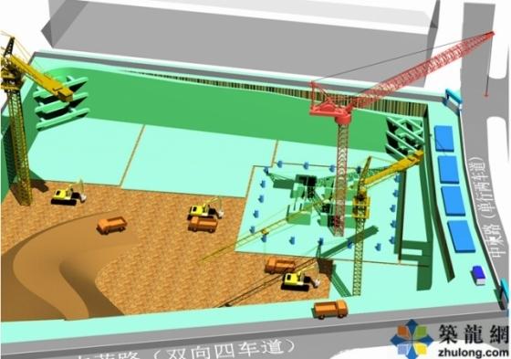 你见过这样的超高层钢结构工程施工吗???_1