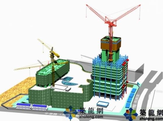 你见过这样的超高层钢结构工程施工吗???_6