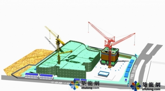 你见过这样的超高层钢结构工程施工吗???_4