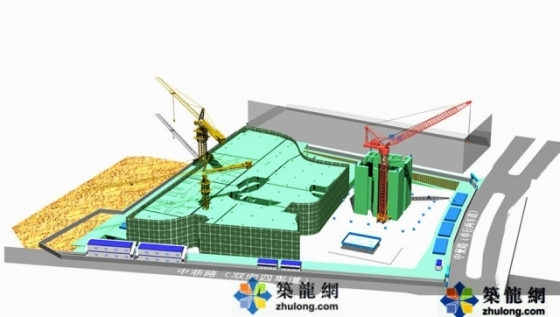 你见过这样的超高层钢结构工程施工吗???_3