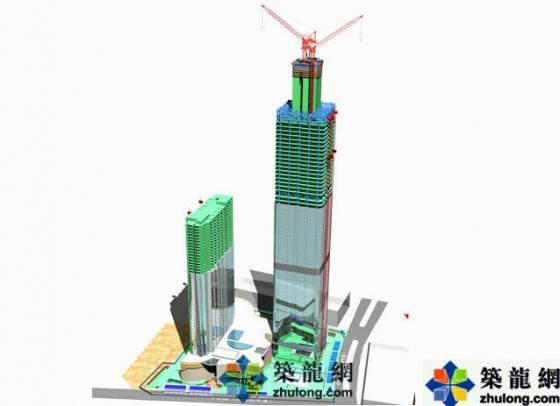 你见过这样的超高层钢结构工程施工吗???_10