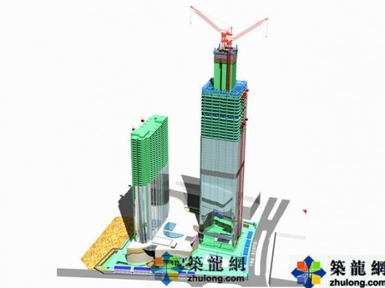 你见过这样的超高层钢结构工程施工吗???_9