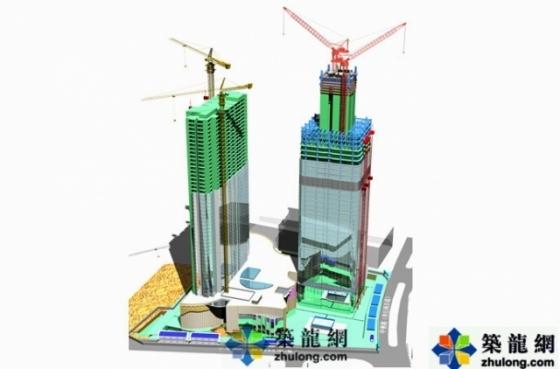 你见过这样的超高层钢结构工程施工吗???_7