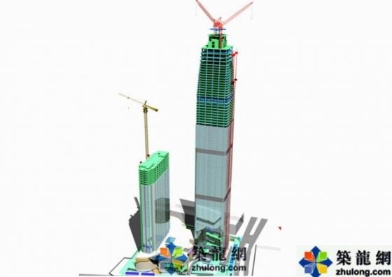 你见过这样的超高层钢结构工程施工吗???_11