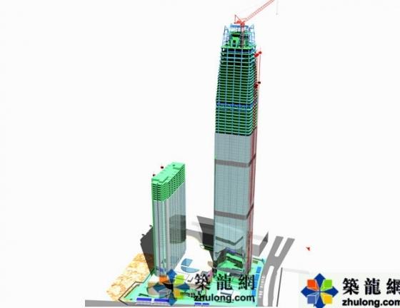 你见过这样的超高层钢结构工程施工吗???_12
