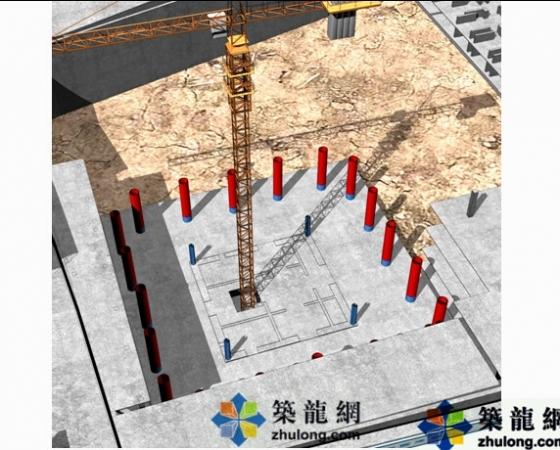 你见过这样的超高层钢结构工程施工吗???_15