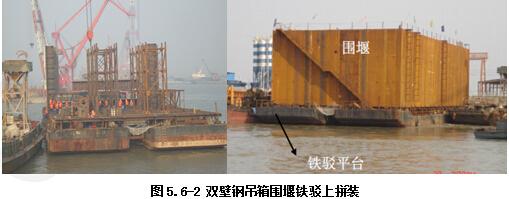 跨海大桥通航孔桥主塔墩承台施工技术(双壁钢吊箱)