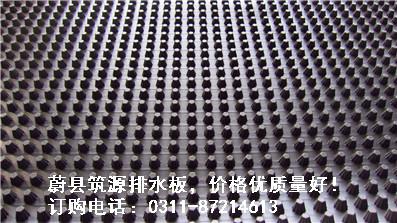 排水板产品介绍