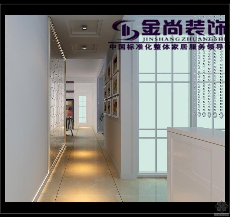 中海国际社区——济南金尚装饰设计案例分享