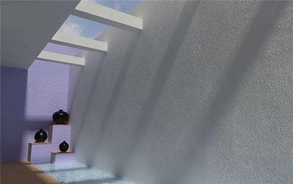 vray渲染外部光源的室内照明教程