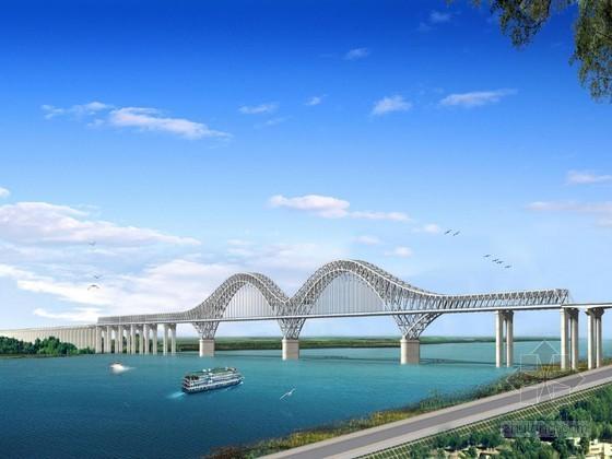 南京大胜关长江大桥超大直径矩形实心墩施工技术