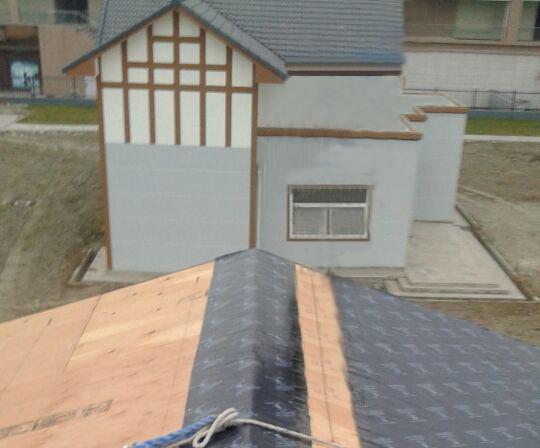 青龙PCM反应粘在木结构房屋中同样潜力广阔