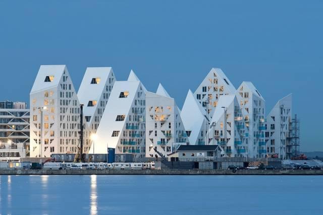 21世纪最出色的建筑设计美学