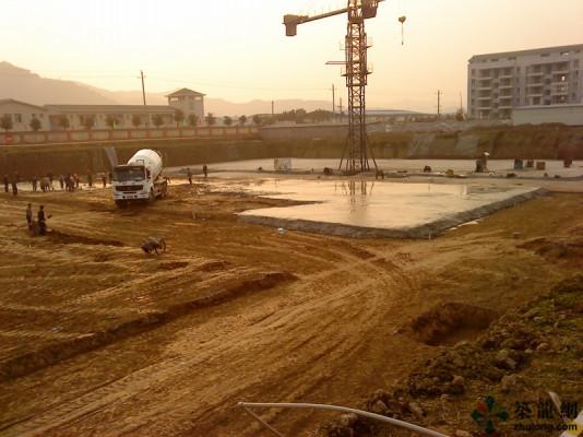 非常非常全的污水处理厂基建及调试现场图片