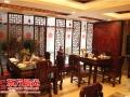 中式饭店装修设计高端优雅