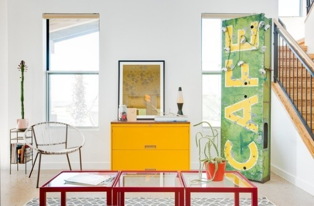 客廳配色方案解析 炫富不如炫色彩