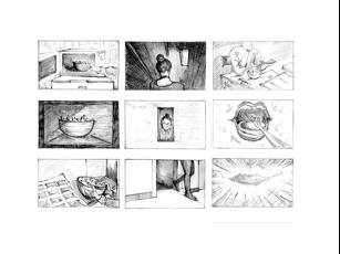 谢菲尔德大学建筑系大一课题:用电影叙述空间——学生作品分享