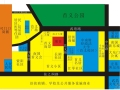 湖北武汉武昌首义路1089平米临街商铺转让