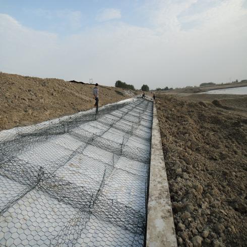 石笼网、雷诺护垫检测标准及施工要求